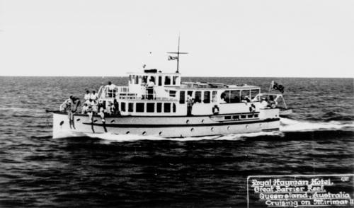 Miramar II ship